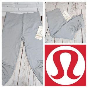 Lululemon Awakening Crops Yoga Pants
